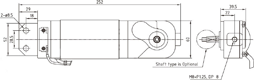 Automatic door dc motor hsg english site for Bldc motor design calculations